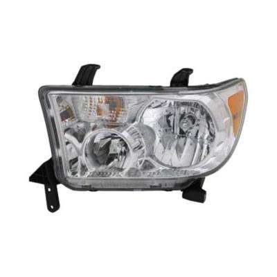 CAPA Certified Headlight Assembly - Front Left