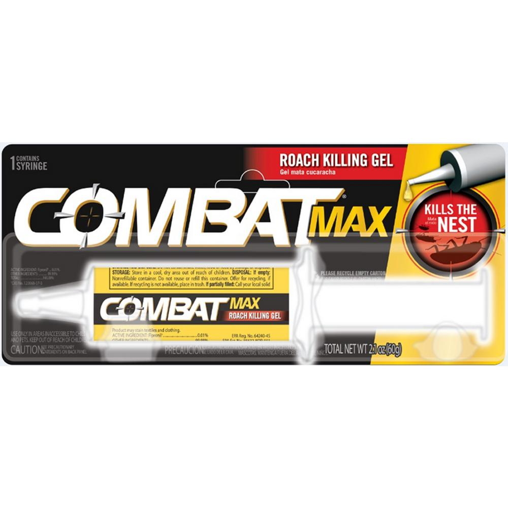 COMBAT 60 g Source Kill Max Roach Kill Gel