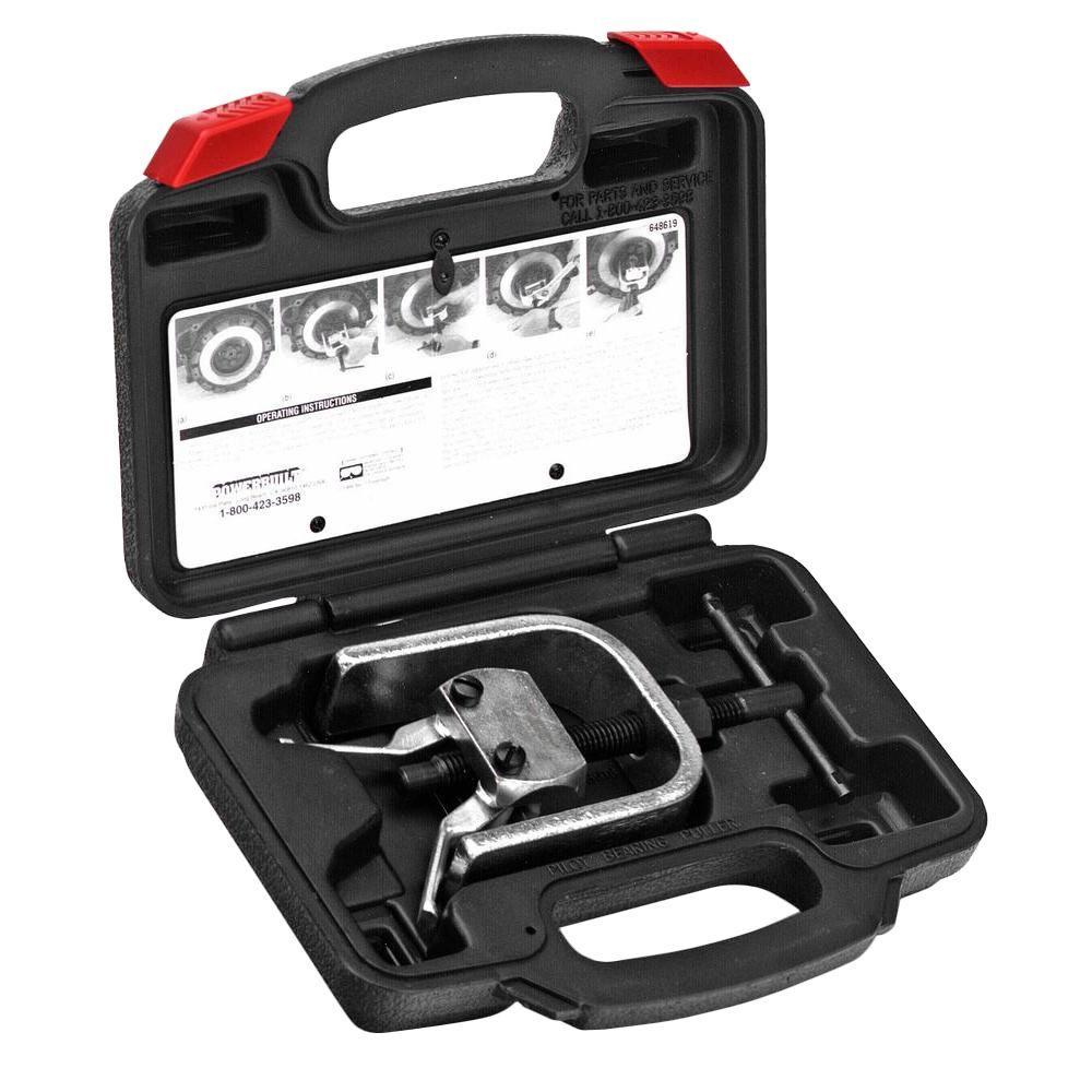 Bearing Puller Material : Powerbuilt pilot bearing puller kit the home depot