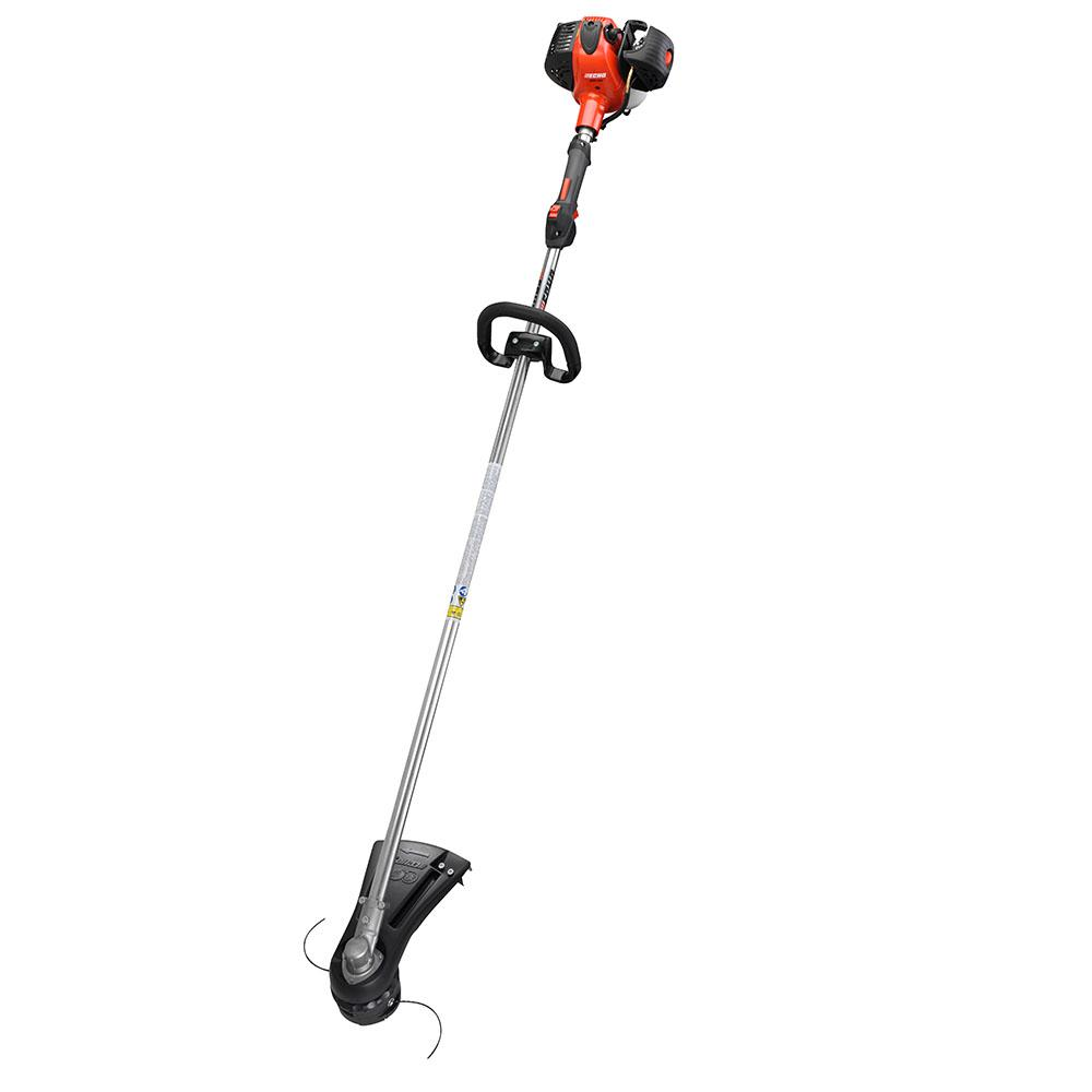echo weed eater. echo 25.4cc professional grade engine to tackle tough jobs-srm-266 - the home depot echo weed eater r