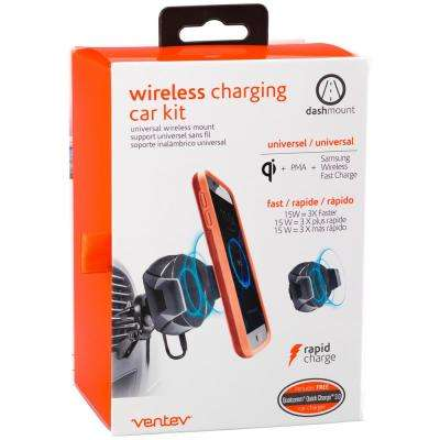 Wireless Charging Car Kit
