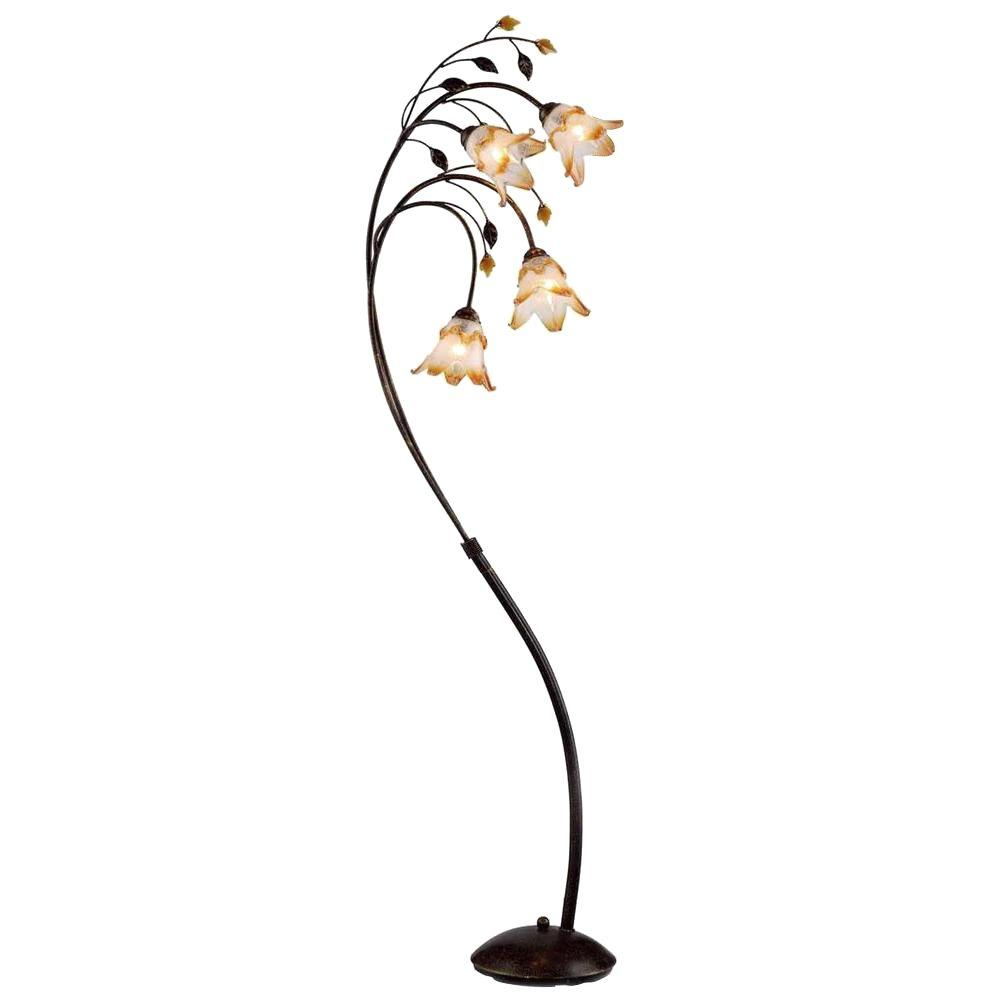 Bronze Windance Fl Floor Lamp