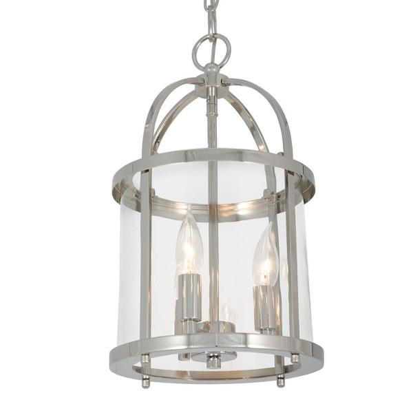 Monoche Durable Fishermans Cage Shape Ceiling Pendant Light Lamp Shades Perfect Decoration for Hallway Stairway Kitchen Garage Porch E27 Black Painting Finish