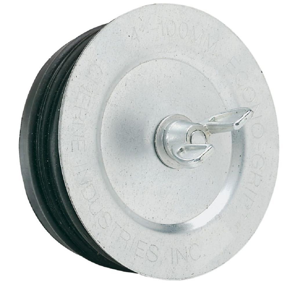 CHERNE Econ-O-Grip 4 in. Plug