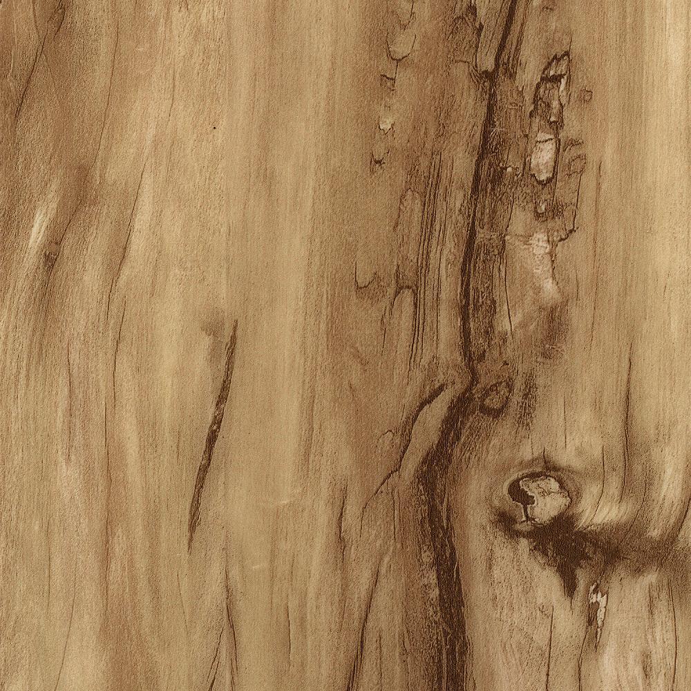 Take Home Sample - Hand Scraped Woodland Vinyl Plank Flooring - 6 in. x 9 in.