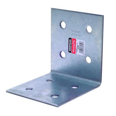 HL 5-3/4 in. x 5 in. Galvanized Heavy Angle