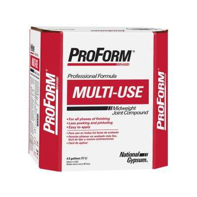 4.5 Gal. Multi-Use Pre-Mixed Joint Compound (Carton)