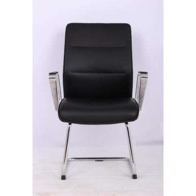 Mid Back Microfiber PU Office Chair