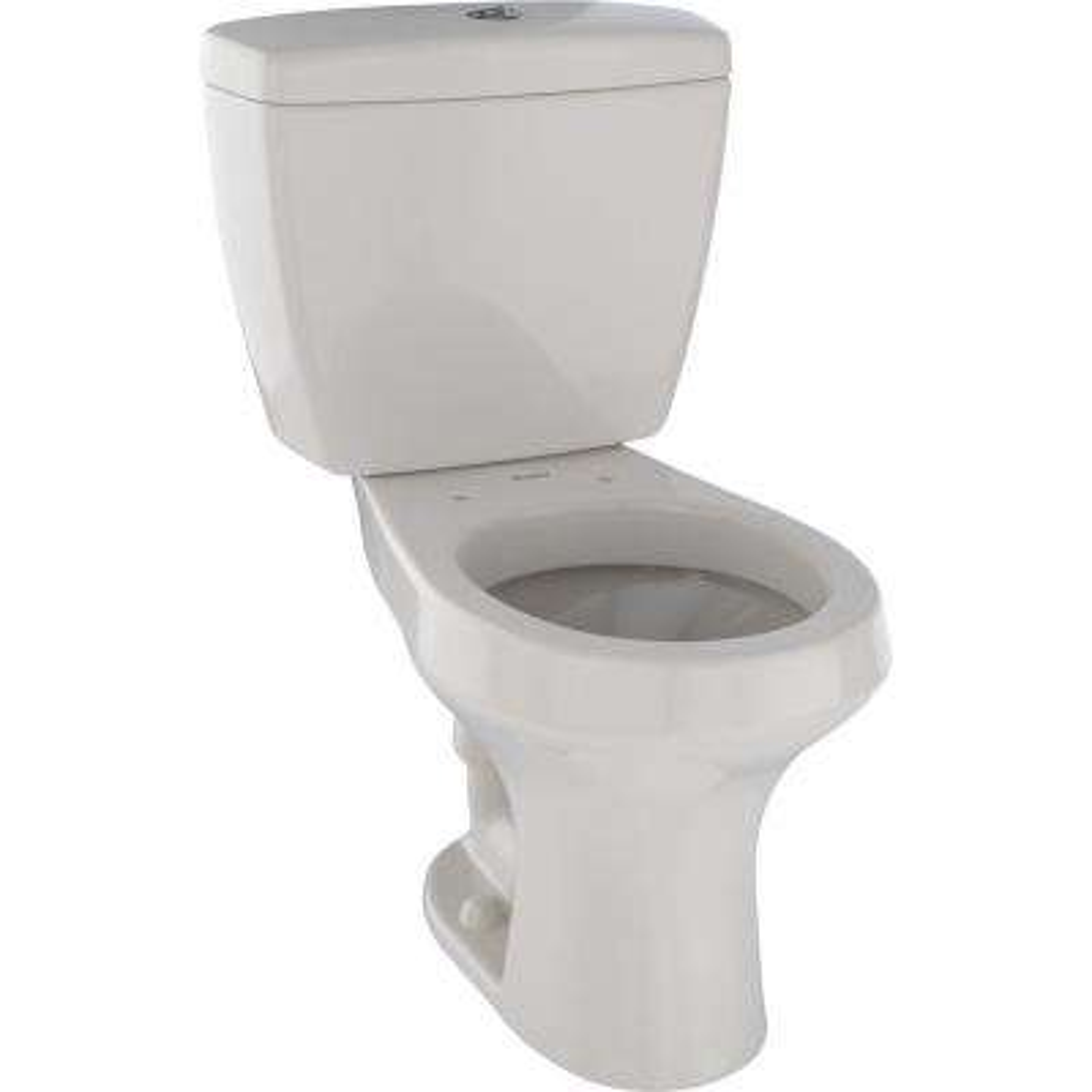 Rowan 2-Piece 1.0/1.6 GPF Dual Flush Round Toilet in Sedona Beige