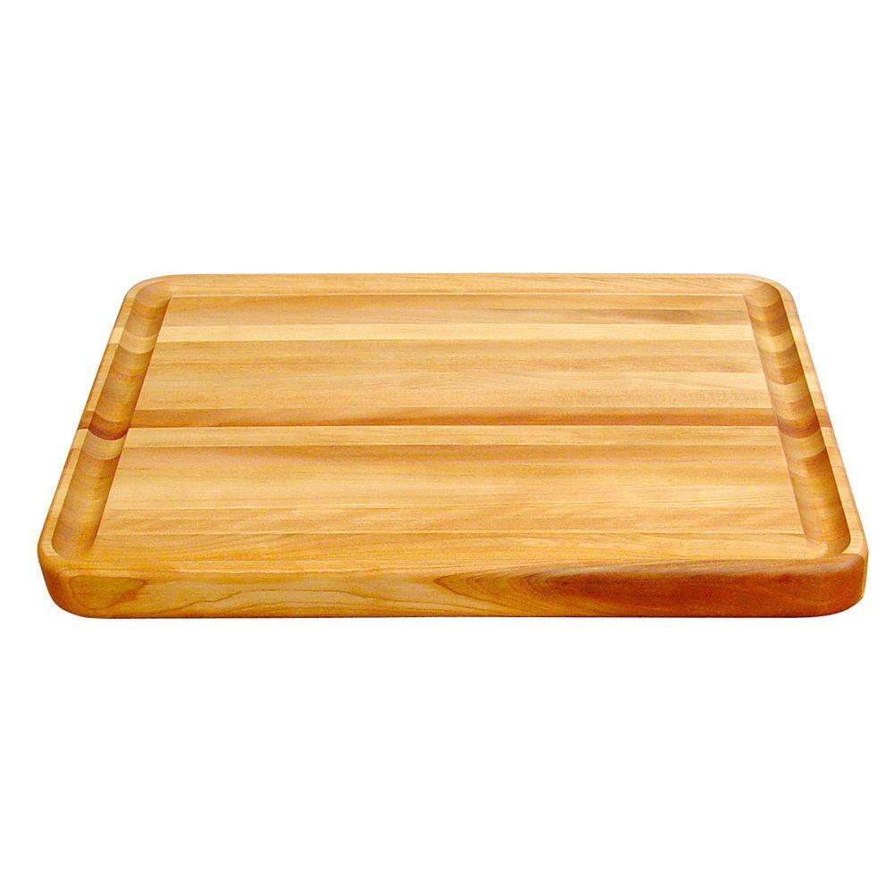 Click here to buy Catskill Craftsmen Pro Series Hardwood Cutting Board by Catskill Craftsmen.