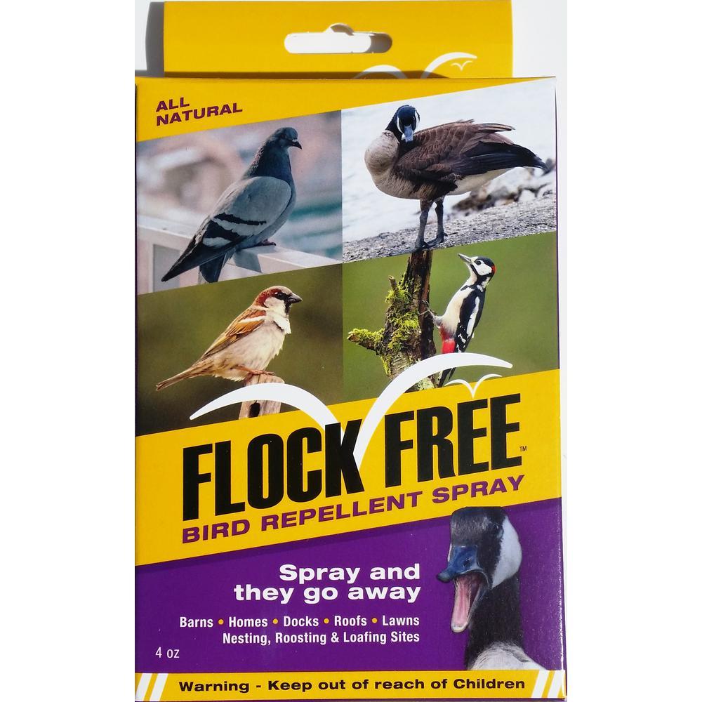Tank Mix Bird Repellent Spray