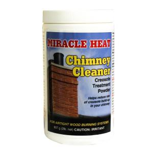 Us Stove Miracle Heat 2 Lb Chimney Cleaner Creosote