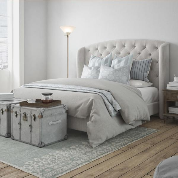 Lavish Home 75 5 In Brushed Silver