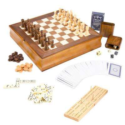 12 in. 7-in-1 Classic Combo Game