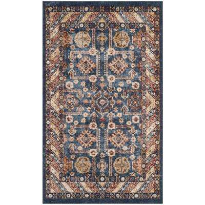 Bijar Royal/Ivory 3 ft. x 5 ft. Area Rug