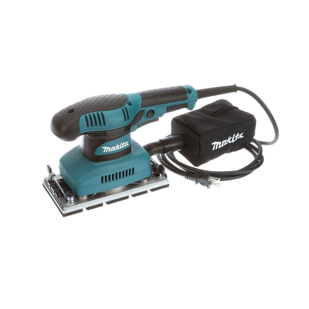 Makita 1.7 Amp 10 in. Corded 1/3 Sheet Finishing Sander