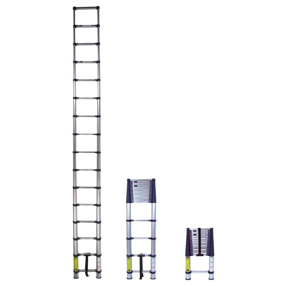 Werner 32 Ft Fiberglass Extension Ladder With 300 Lb