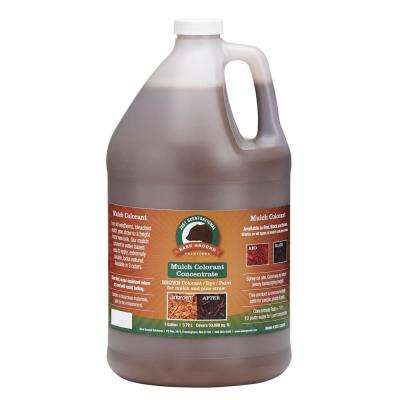 1 Gal. Brown Mulch Colorant Concentrate