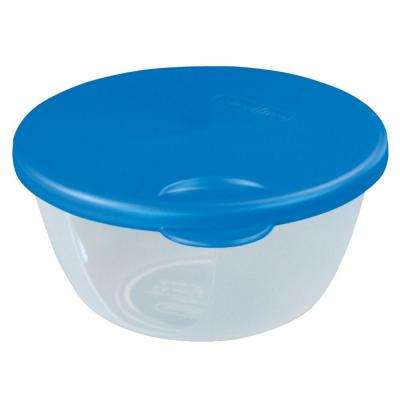 Flavor Savers 2-1/2 Cup Round Food Storage Container (12-Pack)