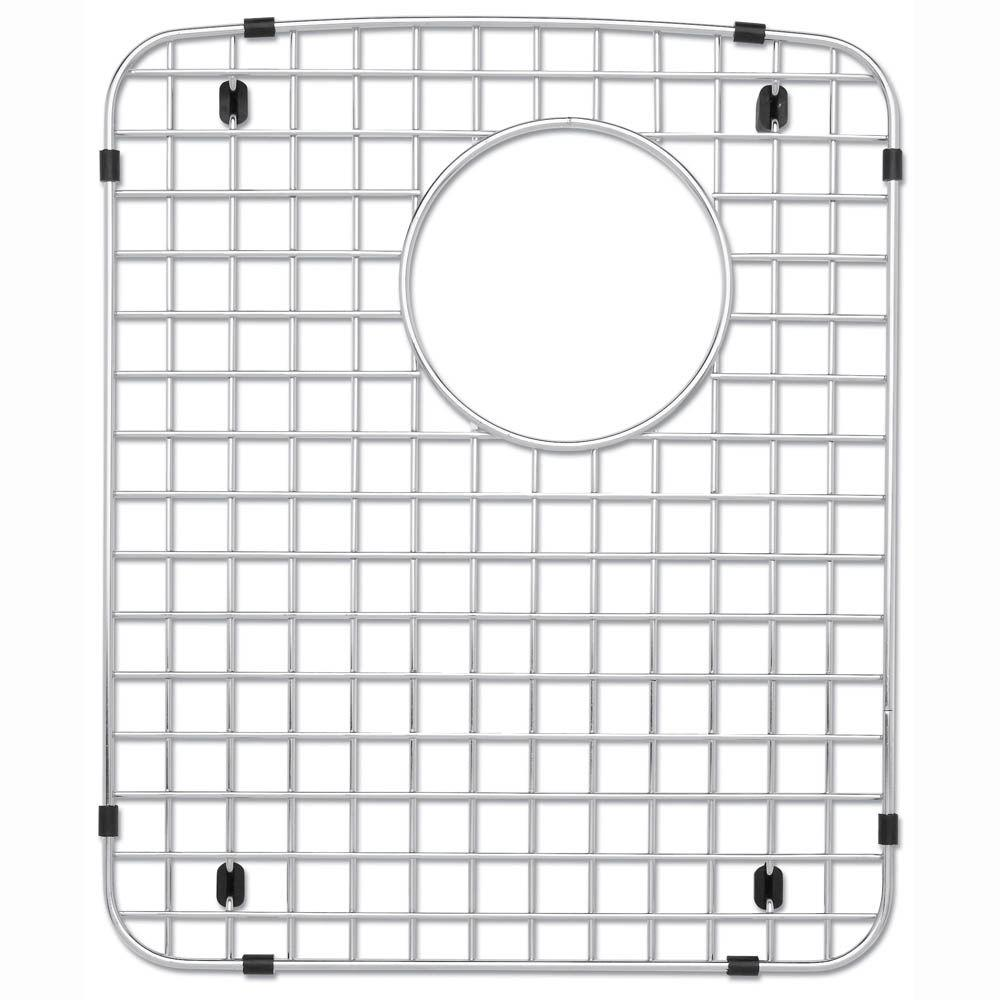 Blanco Stainless Steel Sink Grid for Fits Diamond Double Left Bowl
