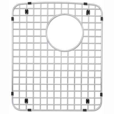 Stainless Steel Sink Grid for Fits Diamond Double Left Bowl