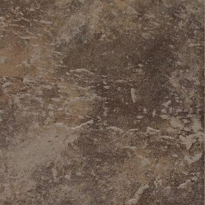 Daltile Continental Slate Moroccan Brown 12 In X 12 In Porcelain Floor And Wall Tile 15 Sq