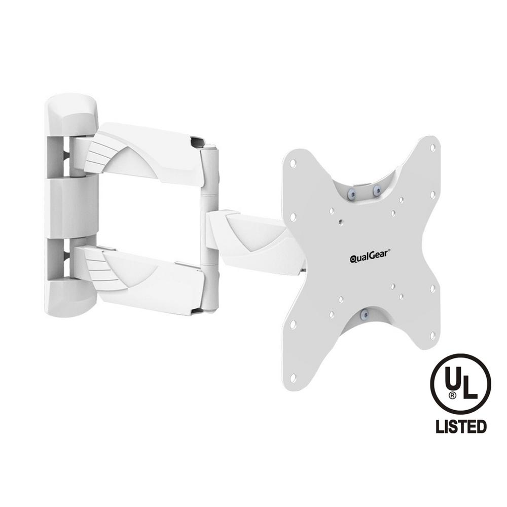 Premium Quality Contemporary Style Ultra Low-Profile Full-Motion Wall Mount for