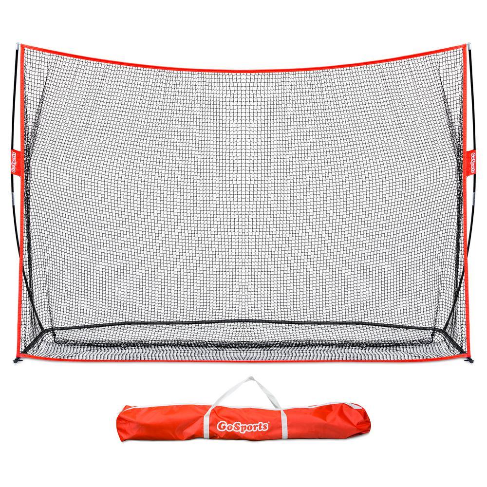 GOSPORTS 10 ft. x 7 ft. Golf Practice Hitting Net - Huge Size - Designed By... by GOSPORTS