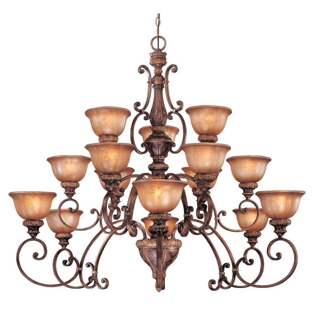 Minka lavery illuminati 15 light illuminati bronze chandelier 1359 minka lavery illuminati 15 light illuminati bronze chandelier mozeypictures Image collections