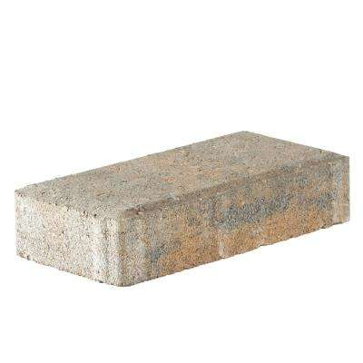 Holland 7.87 in. L x 3.94 in. W x 1.77 in. H Winter Blend Concrete Paver (672-Piece/145 sq. ft./Pallet)