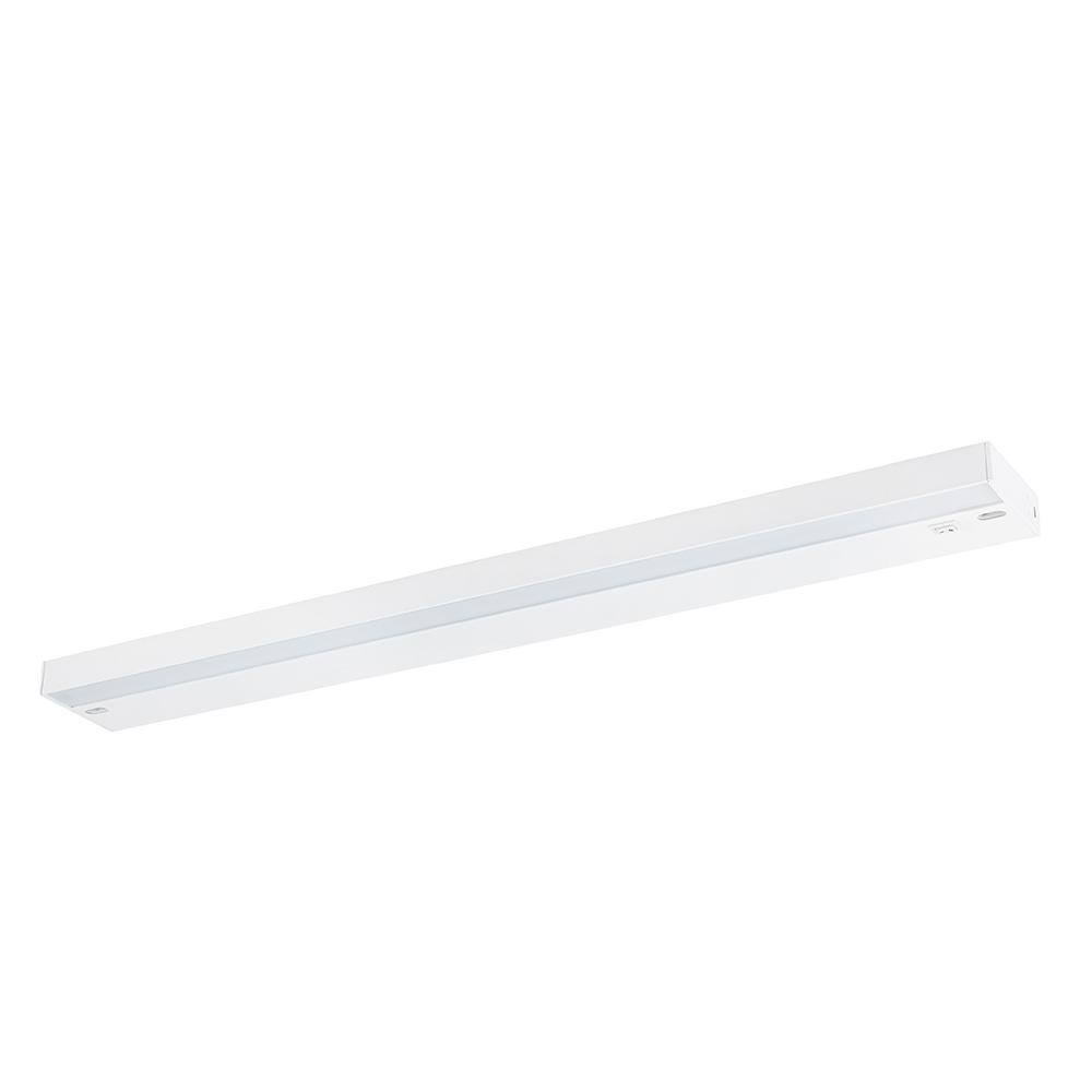 24 in. Antibacterial LED White Under Cabinet Light