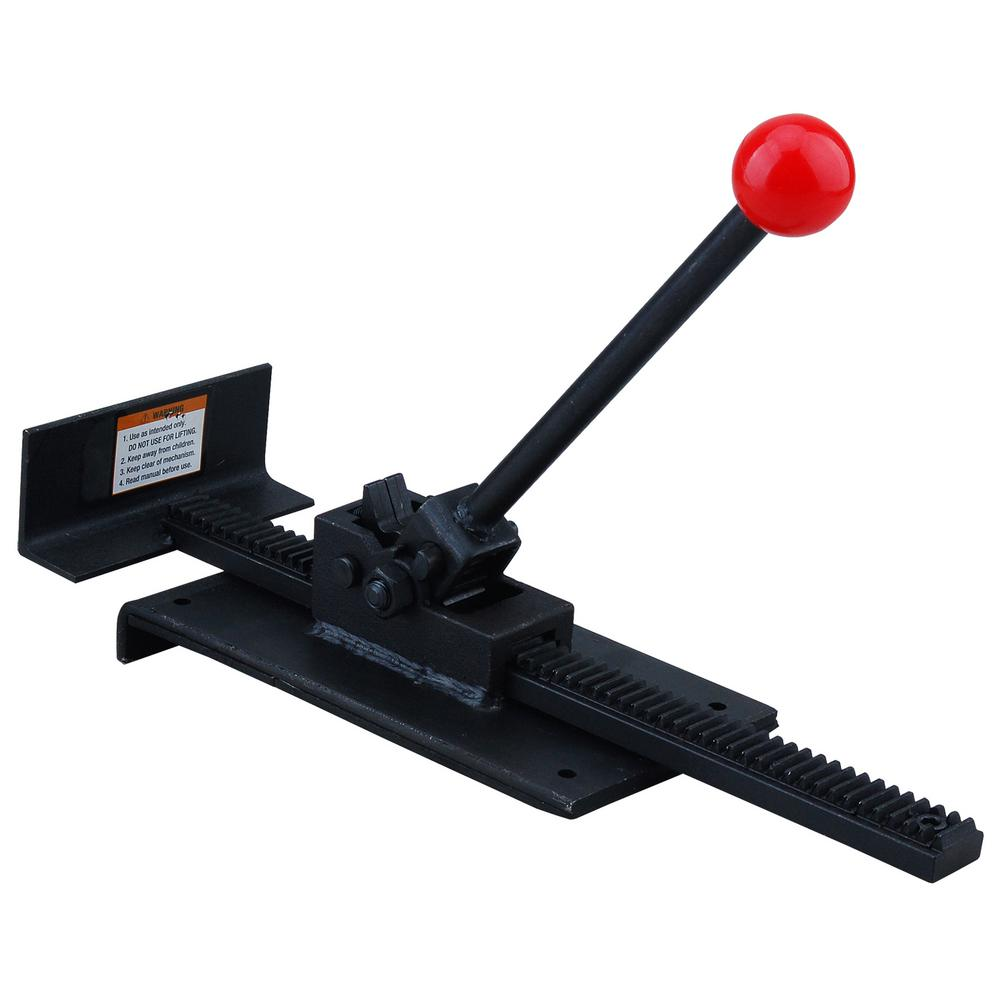 Details About Flooring Jack Professional Hardwood Install Tool Contractor Straight Hand Floor