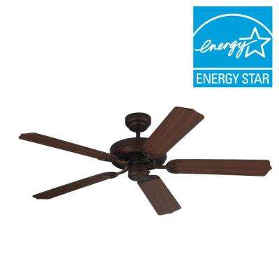 Homeowner Max 52 in. Roman Bronze Ceiling Fan