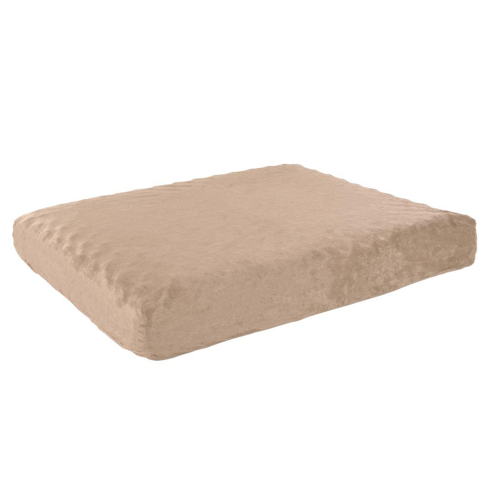 Petmaker Small Orthopedic Pet Bed With Memory Foam