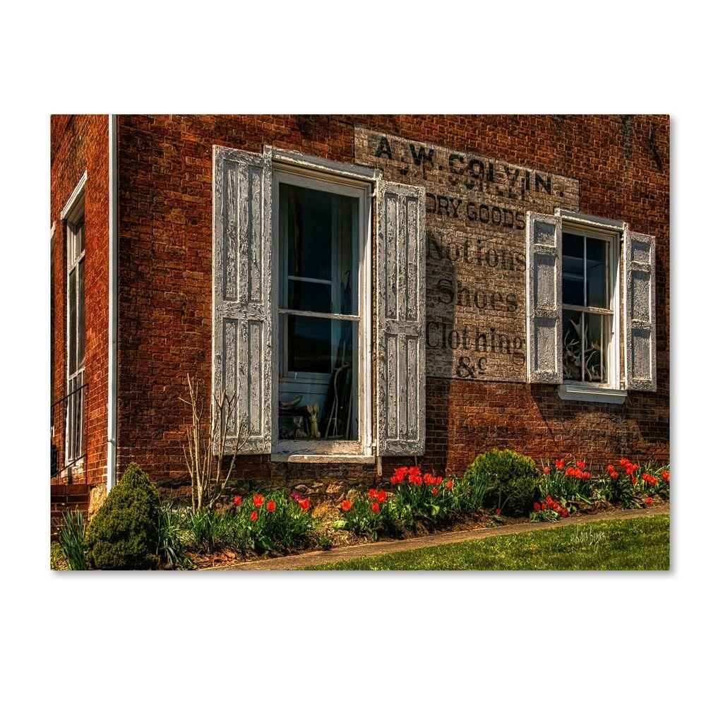 Trademark Fine Art 16 in. x 24 in. Country Store Canvas Art