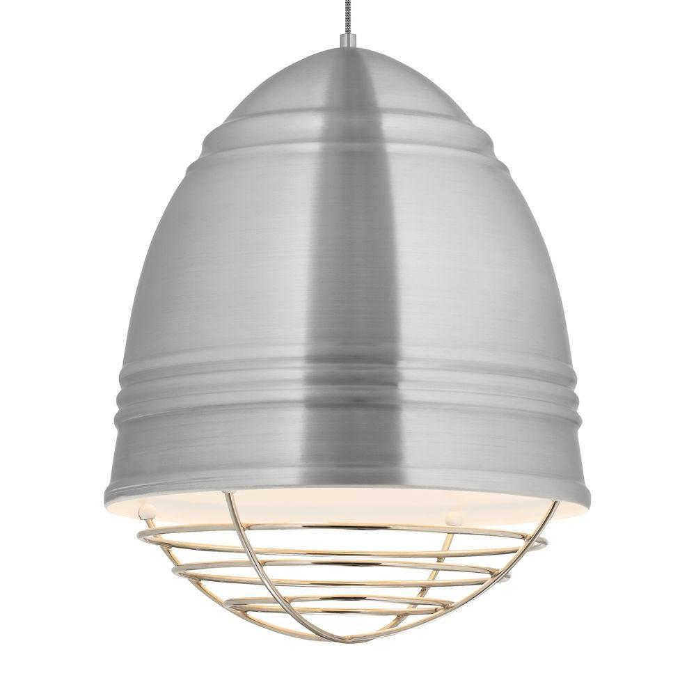 Loft Grande 3-Light Aluminum LED Pendant