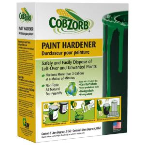 Homax 3 5-oz  Waste Away Paint Hardener for Paint Disposal