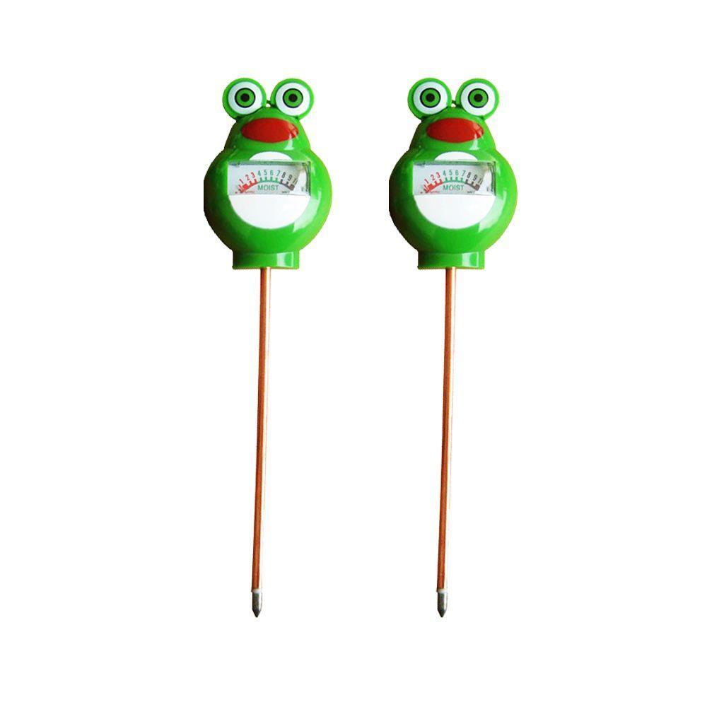 12 in. x 1.4 in. x 2.2 in. Plastic Frog Soil Moisture Meter (2 pack)