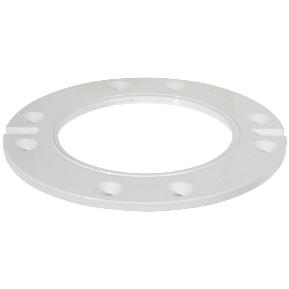 Sioux Chief 1/4 in. Flange Extension Ring