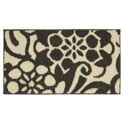 Simpatico Earth Gray Starch 2 ft. x 3 ft. Area Rug