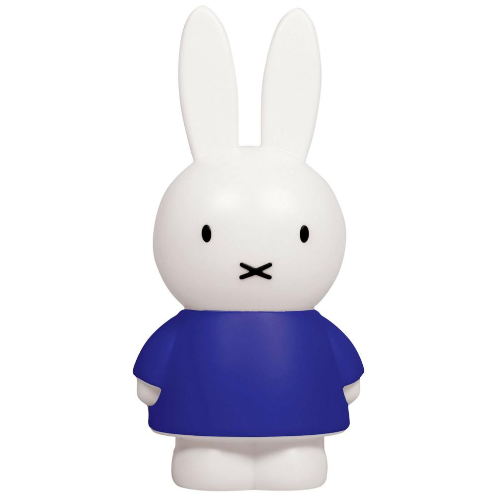 Miffy the Bunny 12 in. Blue Children's LED Lamp