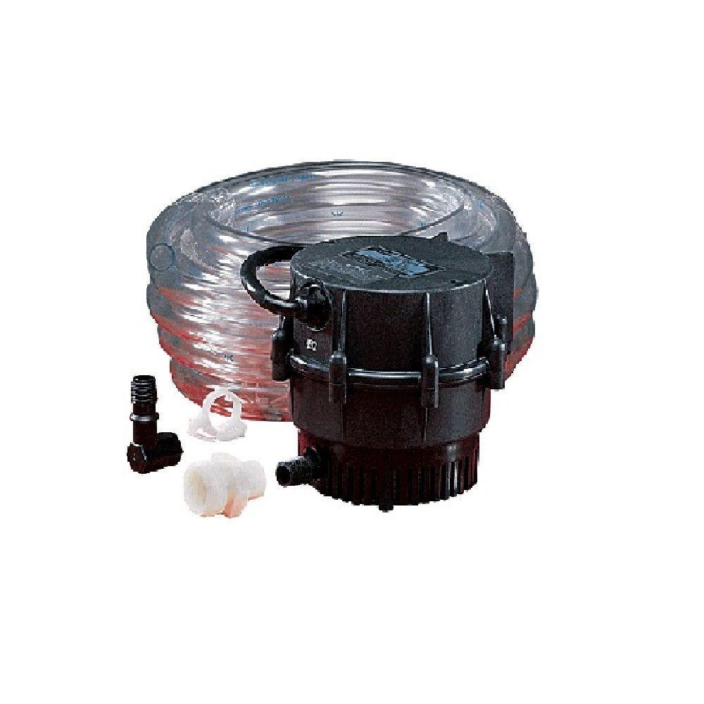 PCK-N 1/40-HP Non-Submersible Manual Pool Cover Pump Kit