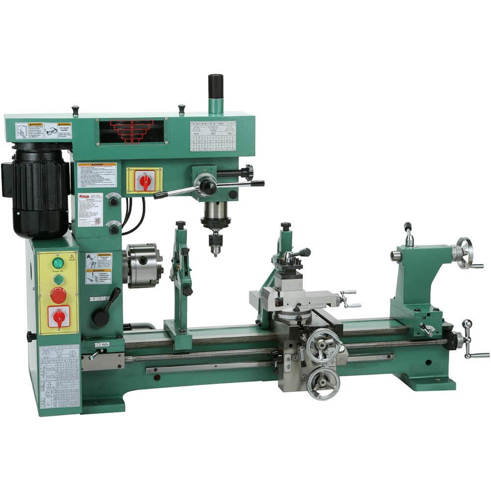 Grizzly Industrial 31 In. Combo Lathe/Mill-G9729