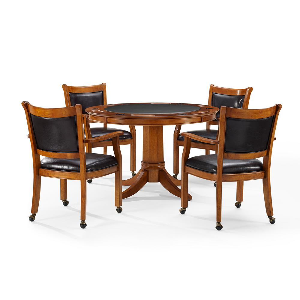 Dutch Colonial Game Table Set
