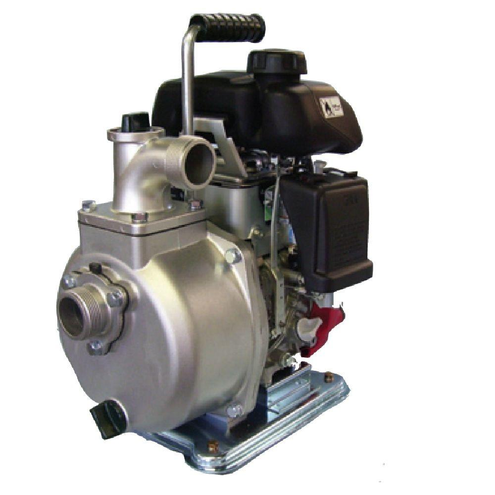 1-1/2 in. 2.1 HP Centrifugal Pump with Honda Engine
