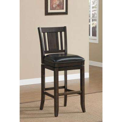 San Marino 26 in. Riverbank Cushioned Bar Stool