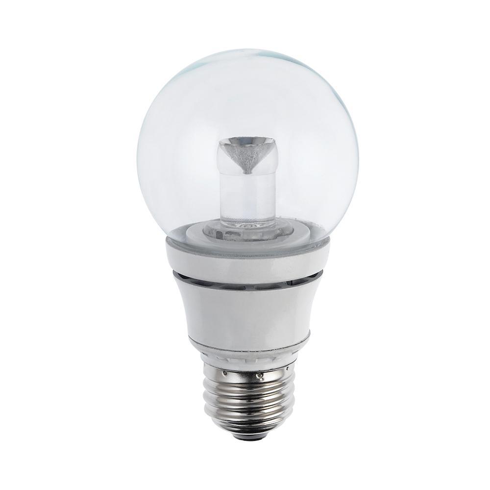 Bulbrite 40w Equivalent Warm White Light B11 Dimmable Led: Duracell 40W Equivalent Warm White A19 Dimmable LED Light