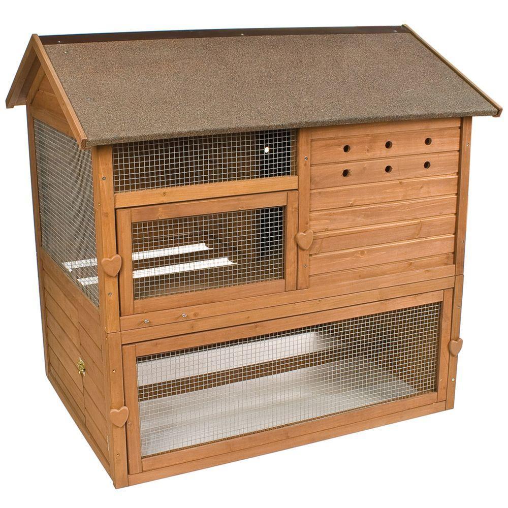 Premium Chick N Cabin Chicken Coop