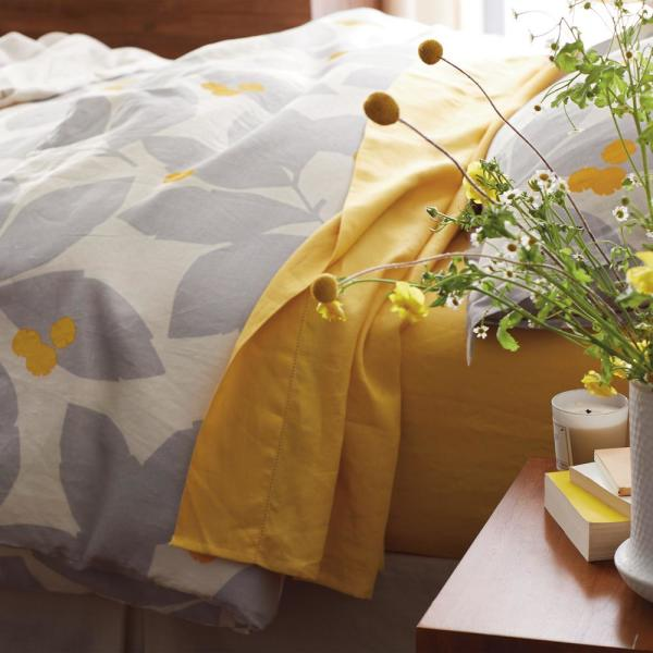 The Company Store Legends Hotel Floral Relaxed Multi Colored Twin Linen Duvet Cover 50692d T Multi The Home Depot