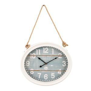 Yosemite Home Decor At The Beach White Roped Wall Clock